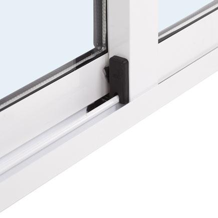 ventana aluminio 2 hojas corredera sin persiana
